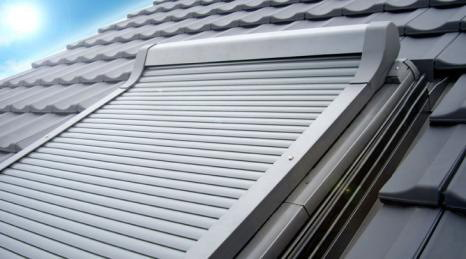 exquisiter Stil weich und leicht zuverlässigste Kurbel-Rollladen für Braas Atelier-Dachfenster Gr. 100/110